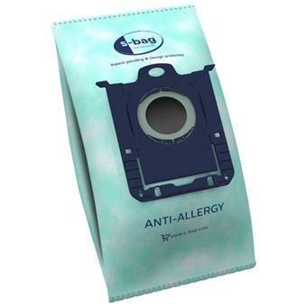 Sacos para Aspirador AEG S-Bag Anti Alérgico GR206S