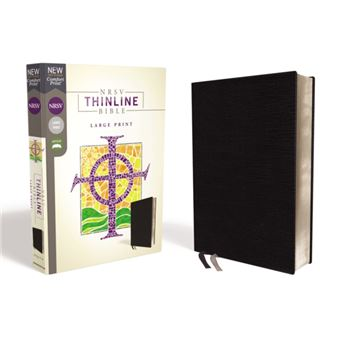 Nrsv, thinline bible, large print,