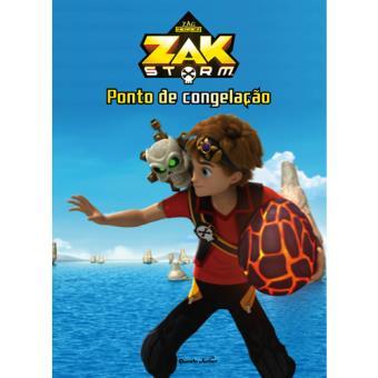 Zak Storm: Contos - Livro 2: Ponto de Congelação
