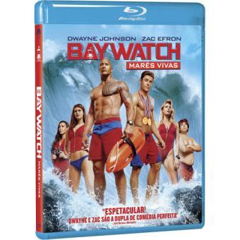 Baywatch: Marés Vivas (Blu-ray)