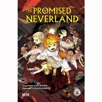 The Promised Neverland - Livro 3: Destruição