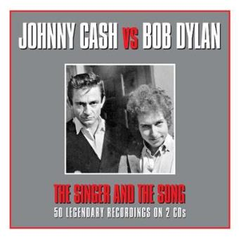 Johnny Cash vs Bob Dylan (2CD)