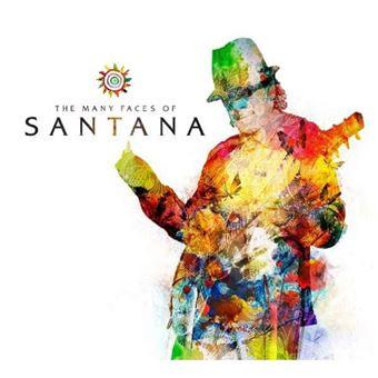 The Many Faces of Santana - 3CD