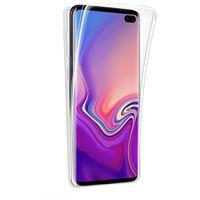 Capa 4-OK Protek 360 para Samsung Galaxy S10+ - Transparente