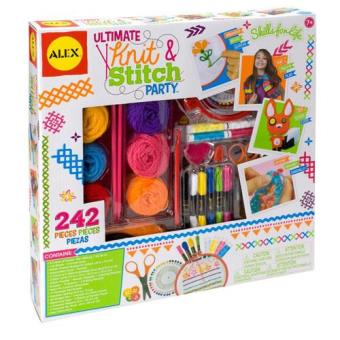Ultimate Knit & Stitch Party