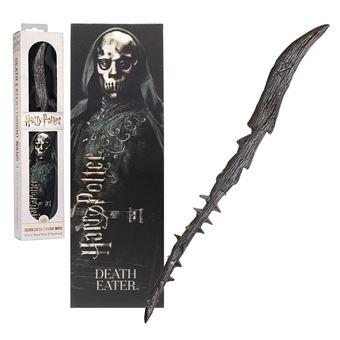 Varinha e Marcador de Livros Harry Potter: Death Eater
