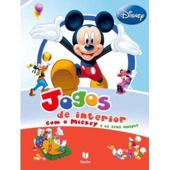 Jogos de Interior Mickey Mouse