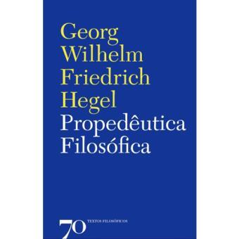 Propedêutica Filosófica