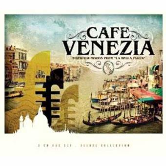 Cafe Venezia | Trilogy Of Italian Music (3CD)
