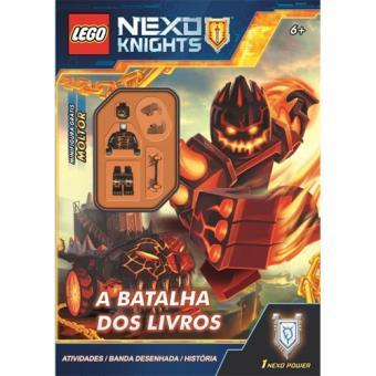LEGO Nexo Knights: A Batalha dos Livros