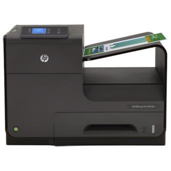 HP Officejet Pro X451dw Cor 2400 x 1200DPI A4 Wi-Fi Preto impressora a jato de tinta