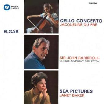 Elgar | Cello Concerto - Sea Pictures