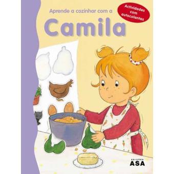 Aprende a Cozinhar com a Camila