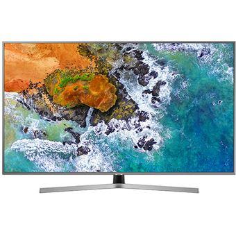 Smart TV Samsung UHD 4K HDR 55NU7455 140cm