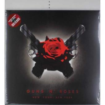 New York, New York (Limited Edition) (Red Vinyl) (2LP)