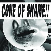 "Cone of Shame (7"")(Green Vinyl)"