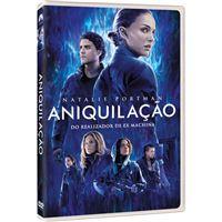 Aniquilação - DVD