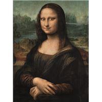 Puzzle Leonardo Mona Lisa - 1000 Peças - Clementoni