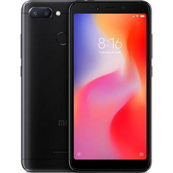 Smartphone Xiaomi Redmi 6 - 64GB - Black