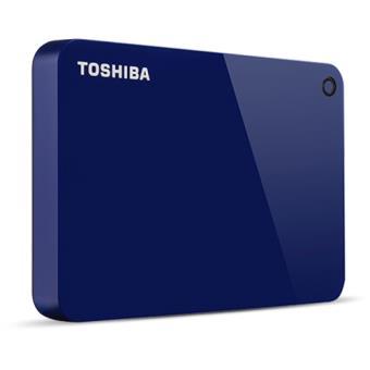 Disco Externo Toshiba Canvio Advance 2,5'' - 1TB - Azul