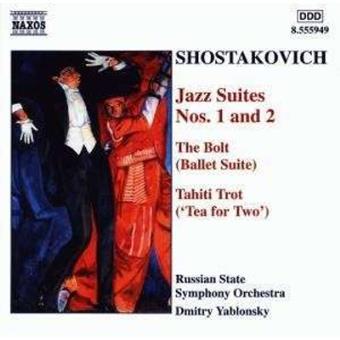 SHOSTAKOVICH-JAZZ SUITES N 1
