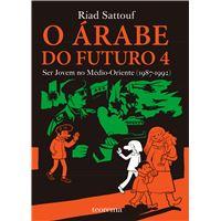 O Árabe do Futuro - Livro 4