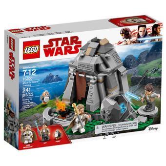 LEGO Star Wars 75200 Treino na Ahch-To Island