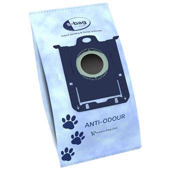 Sacos para Aspirador AEG S-Bag Anti Odor GR203S