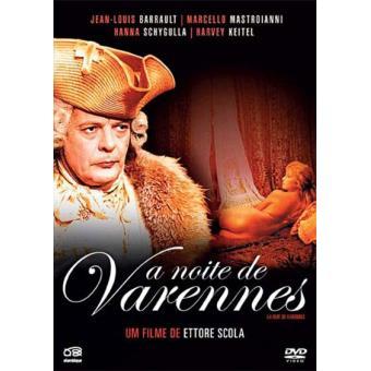 A Noite de Varennes (DVD)
