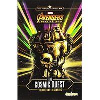 Avengers infinity war: cosmic quest