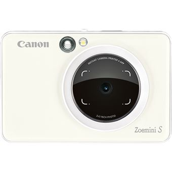 Canon Zoemini S - Branco Pérola