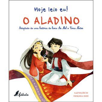 Hoje Leio Eu!: O Aladino