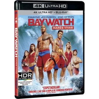 Baywatch: Marés Vivas (4K Ultra HD + Blu-ray)