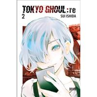 Tokyo Ghoul - Livro 2: Re