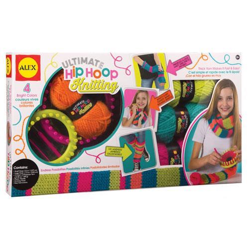 Ultimate Hip Hoop Knitting