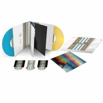 Air:Twentyears  (Super Deluxe Edition) (2LP+3CD)