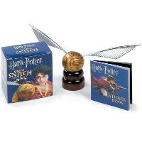 Mini Kit Harry Potter's Golden Snitch + Sticker Book