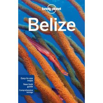 Belize Lonely Planet Travel Guide