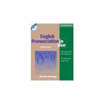 English Pronunciation In Use Advanced (inclui CD)