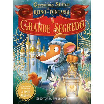 Geronimo Stilton no Reino da Fantasia: O Grande Segredo