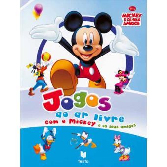 Jogos ao Ar Livre Mickey Mouse