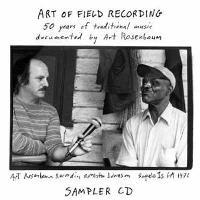 ART OF FIELD RECORDING