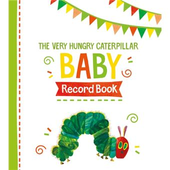 Very hungry caterpillar baby record