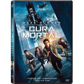 Maze Runner: A Cura Mortal - DVD