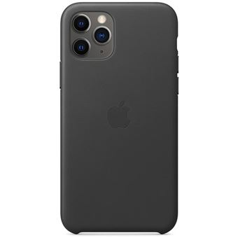 Capa Pele Apple para iPhone 11 Pro - Preto