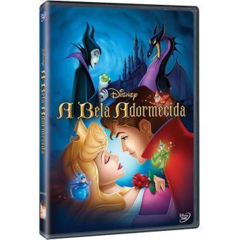 A Bela Adormecida (DVD)