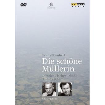 Schubert: Die schöne Müllerin, D795 - DVD