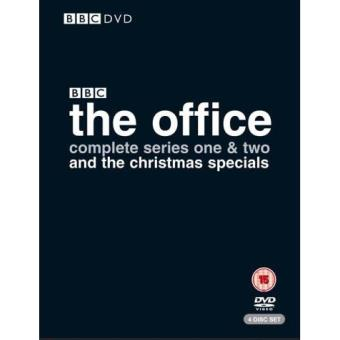 The Office - Season 1 & 2 and The Christmas Specials
