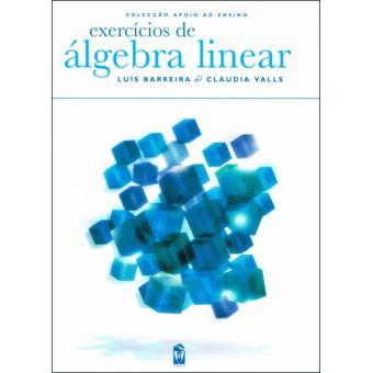Exercícios de Álgebra Linear