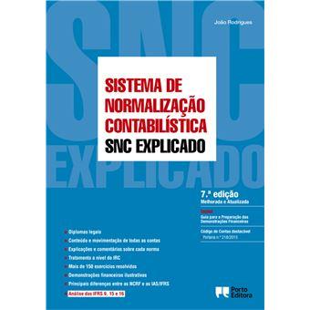 SNC - Sistema de Normalização Contabilística - Explicado